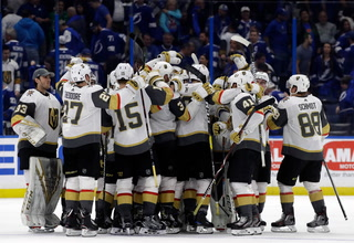 Golden Knights Break Four Game Losing Streak – VIDEO