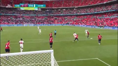 Inglaterra 1-0 República Checa (Eurocopa)