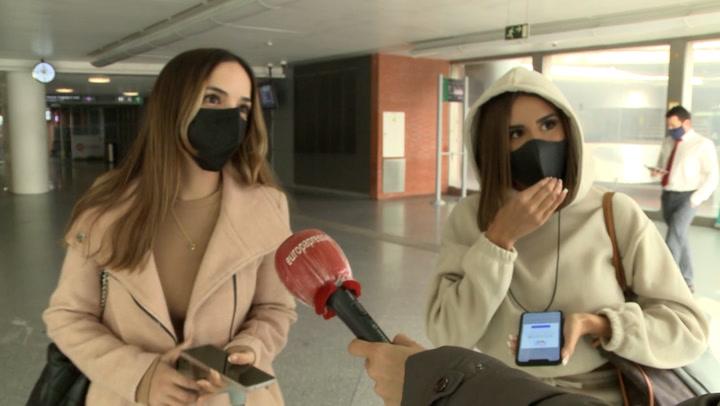 Marina y Lucía opinan sobre las infidelidades de 'La isla de las tentaciones'