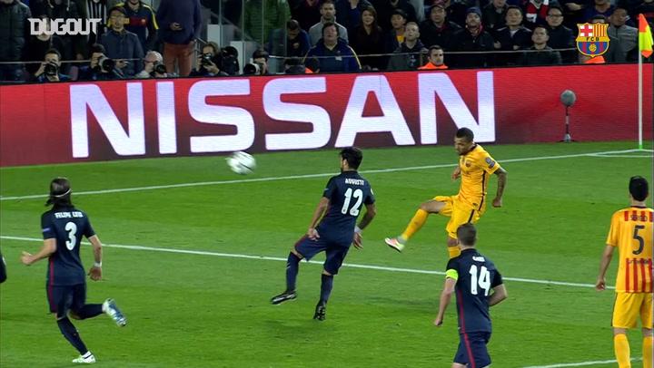 Los mejores 3 goles de Luis Suárez ante el Atlético de Madrid