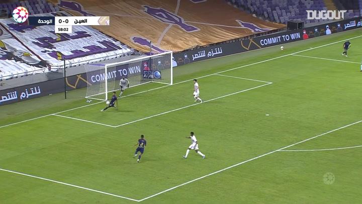 Highlights: Al-Ain 1-0 Al-Wahda