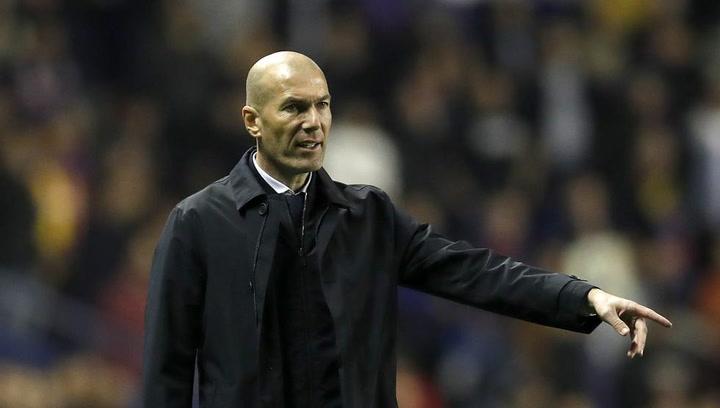 El análisis de Zidane tras el partido contra el Levante