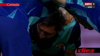 Más líder para vestirse de lo que es, un crack: Messi y su arenga antes de enfrentar al Napoli