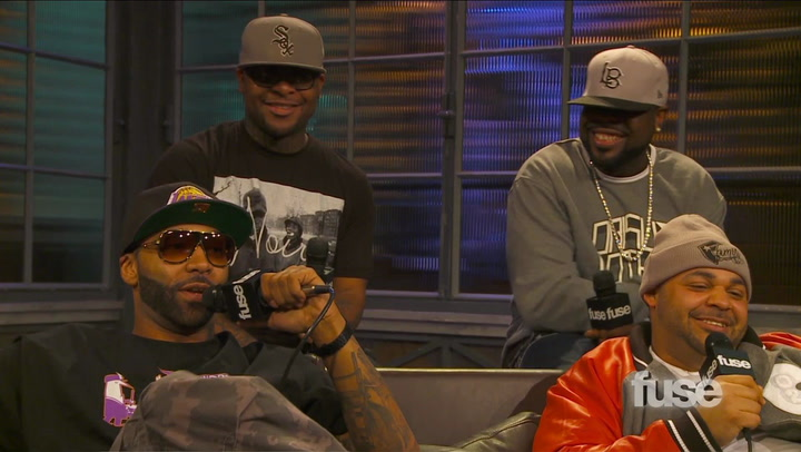 """Slaughterhouse On Album Title """"Welcome To Our House"""": The Bridge Part 1"""