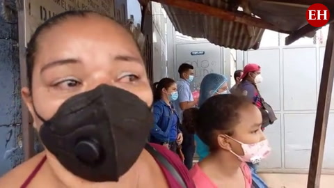 Familiares de reos heridos rompen en llanto