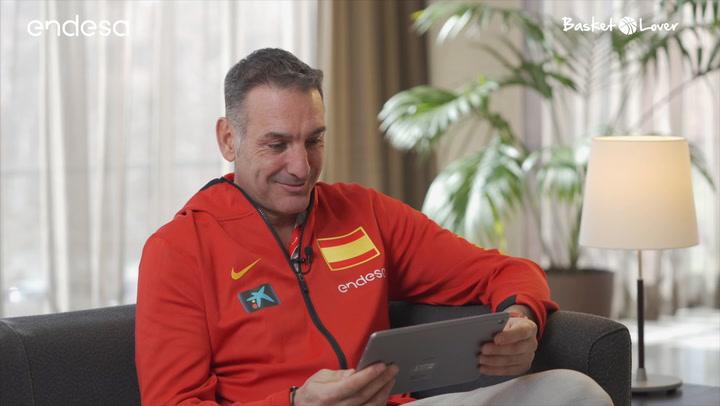 Sergio Scariolo y el staff de la Selección recuerdan la importancia del equipo y la familia