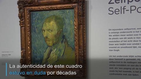 Confirman la autenticidad de un autorretrato de Van Gogh