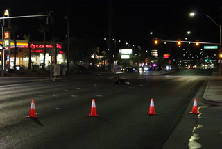 Motorcyclist suffers serious injuries