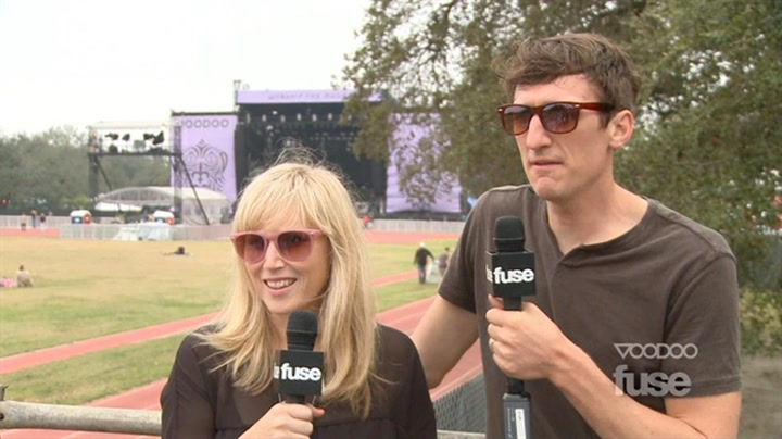 Festivals: Interviews: Mates of State Explain Why You Can't Miss Voodoo - Voodoo 2011