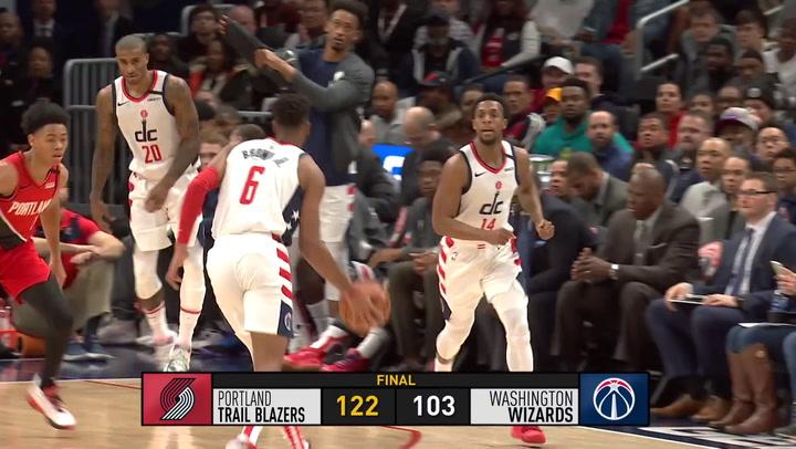 El resumen de la jornada de la NBA del 3 de enero 2020