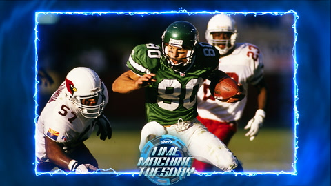 Time Machine Tuesday 2014: Wayne Chrebet enters the Jets' Ring of Honor