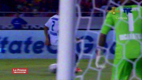 Costa Rica 4-0 Nicaragua (Copa Oro)