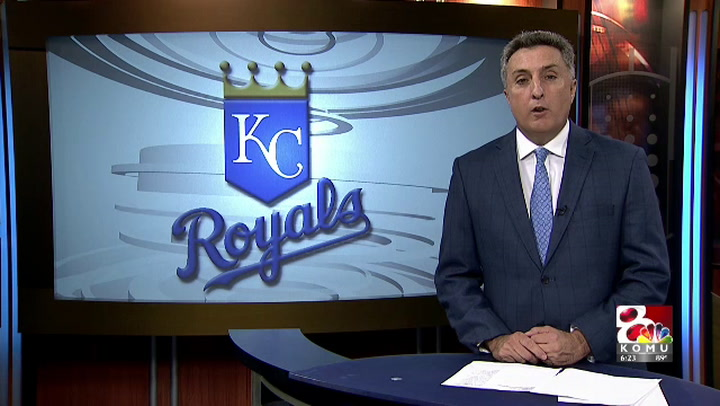 Royals face tough weekend series with Boston