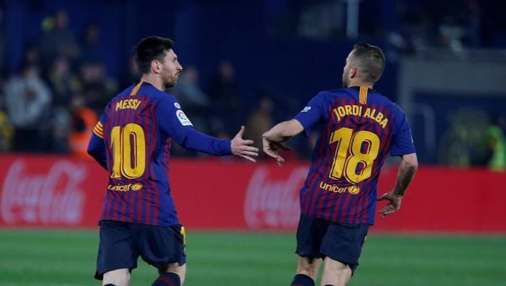 Once inicial del Barça ante el Alavés con rotaciones y sin la dupla Messi-Alba