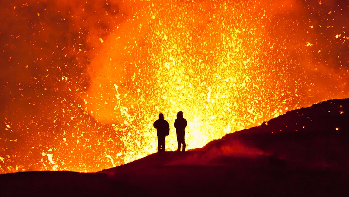 The biggest volcano eruptions in recorded history