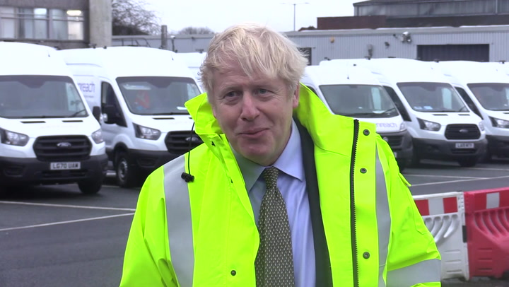 Boris Johnson's wildest TV moments since becoming Tory leader
