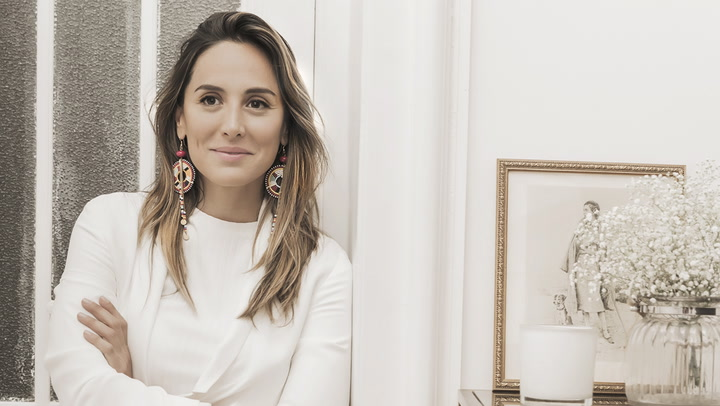 En video: Tamara Falcó nos presenta, en exclusiva, su primera colección como diseñadora de moda