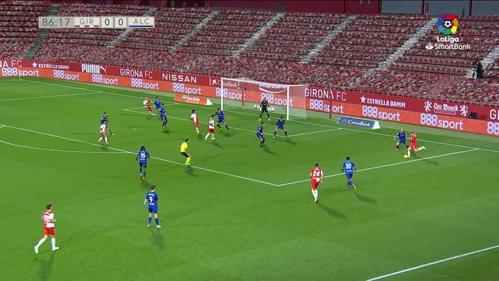 Gol de Monchu al Alcorcón