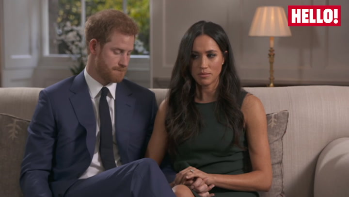 Prince Harry And Meghan talk about Harry\'s mother