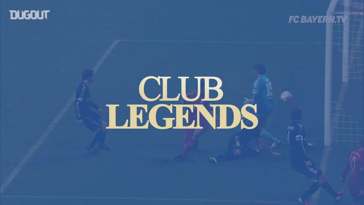 Club Legends: Claudio Pizarro