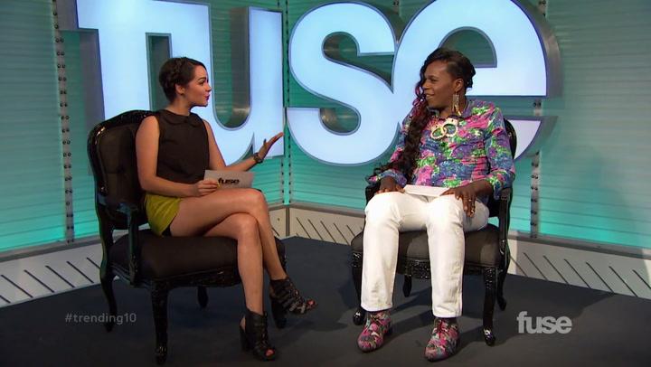 Shows: Trending 10: Big Freedia Interview (9/11/14)