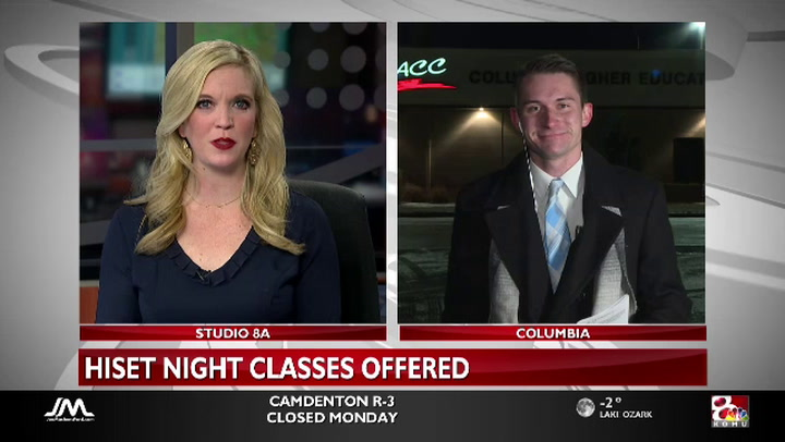 Columbia organization offers night classes to earn high school diploma
