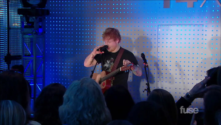 "Shows: Delta T4X : Ed Sheeran ""Lego House"""