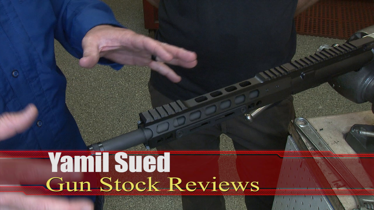 Gun Stock Reviews Tank Brake Install On Alexander Arms 50 Beowulf Highlander Pistol Getzone