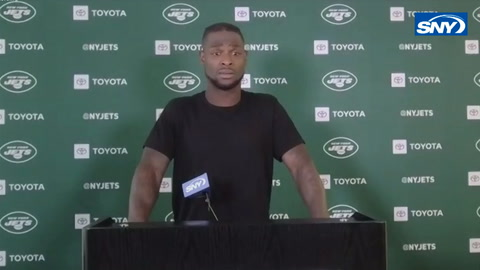 Le'Veon Bell says 'the sky is the limit' for the Jets run game
