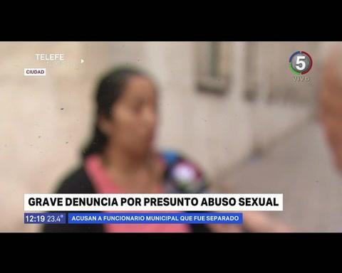 El psicólogo acusado de abuso sexual, a la Justicia