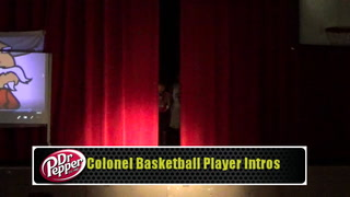 Christian County Basketball Player Introductions