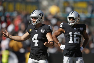 Raiders Reflect on 28-10 Loss to the Chiefs – VIDEO