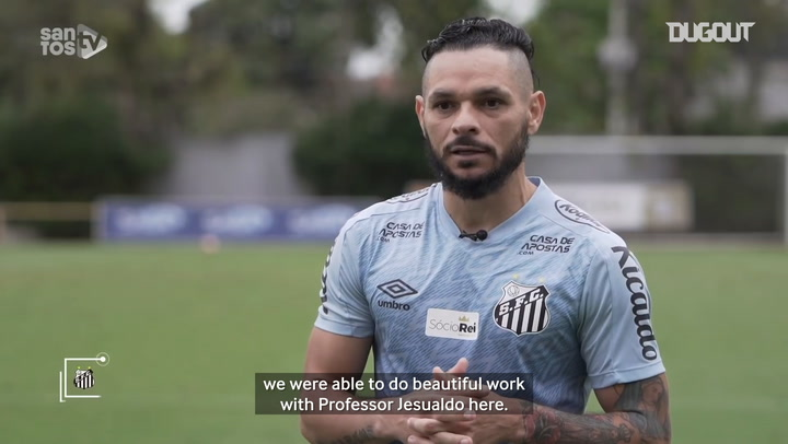 Pará shows optimism, ahead of Santos' return to action