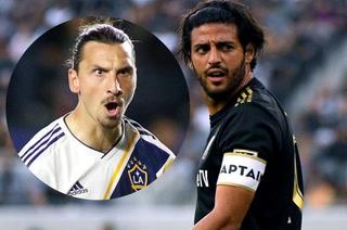 Carlos Vela le responde a Zlatan Ibrahimovic: