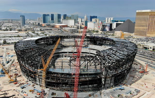 MGM Resorts views Las Vegas stadium as opportunity