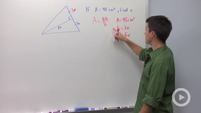 Area of Triangles - Problem 2