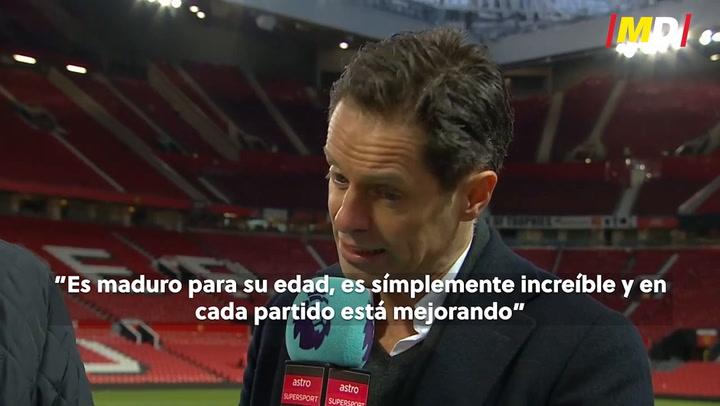 """Scott Minto: """"El Real Madrid ha hablado con la familia de Rice para ficharle"""""""