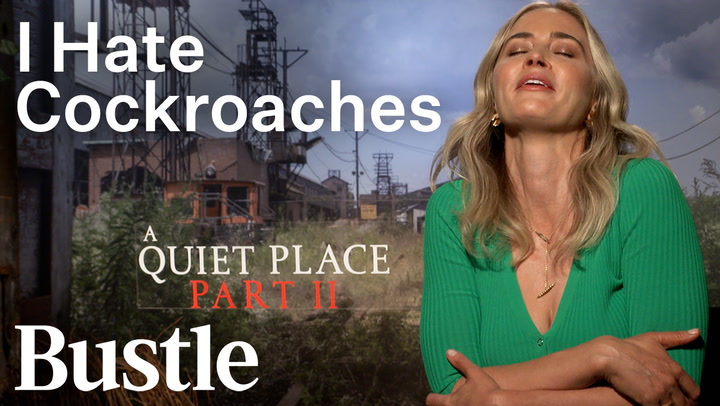 The 'Quiet Place' Cast Share Their Biggest Fears