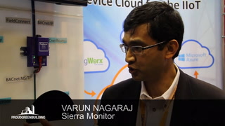 Making the most of smart devices monitoring building performance (video)