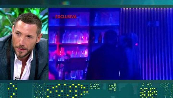 Un video muestra a Antonio David Flores intentando ligar con Marta Riesco en una discoteca