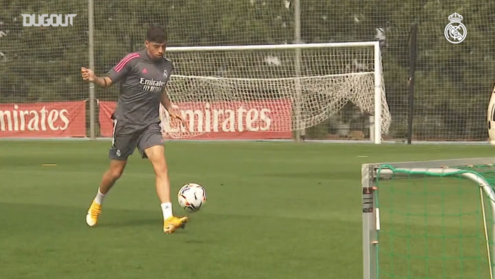 The team is preparing for the match against Betis