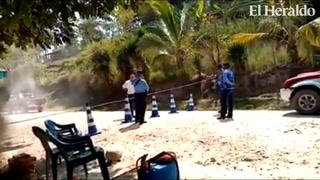 Capturan a ciudadano que intentó agredir a miembro policial en Intibucá