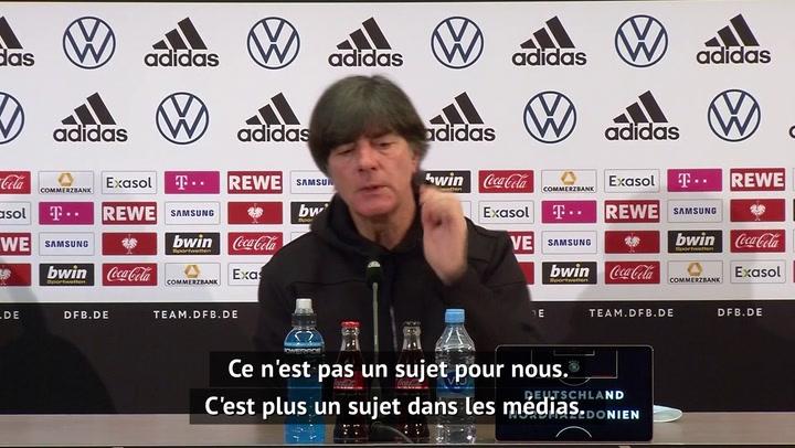 """Allemagne - Löw : """"Kroos est toujours un joueur de classe mondiale"""""""