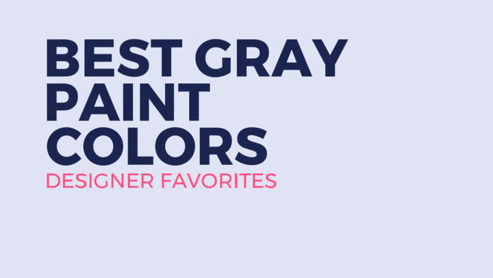Excellent Best Gray Paint Colors 720P Complete Home Design Collection Papxelindsey Bellcom