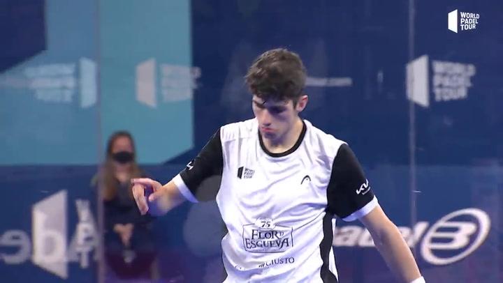 Resumen semifinal Stupa - Ruiz Vs Lamperti - Coello del Estrella Damm Alicante Open