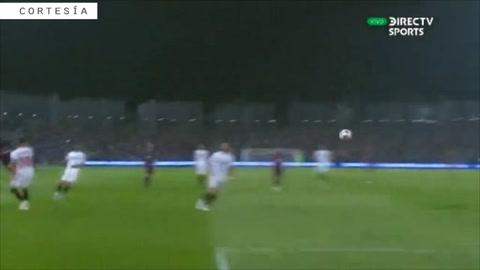 Golazo de Dembélé que le da vuelta al marcador ante Sevilla