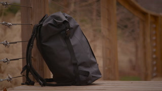 Waterproof Explorer Backpack