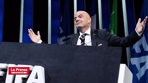 Deportes: Presidente de la Fifa no sabe cuándo se volverá a reanudar el fútbol