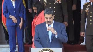 Maduro insinúa que Guaidó está