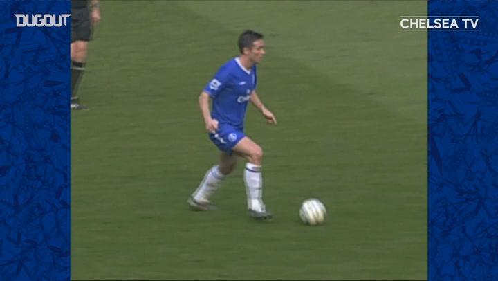 Lampard's long-range worldie sinks Crystal Palace